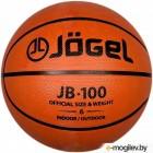 Баскетбольный мяч Jogel JB-100 (размер 6)