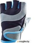 Перчатки для фитнеса Atemi AFG03 (L, черный/серый)