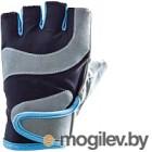 Перчатки для фитнеса Atemi AFG03 (XL, черный/серый)