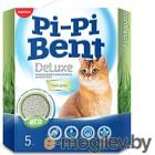 Наполнитель для туалета Pi-Pi-Bent Bent Deluxe Fresh Grass (5кг)