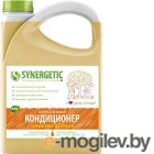 Ополаскиватель для белья Synergetic Биоразлагаемый. Цитрусовая фантазия (2.75л)