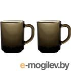Набор для чая/кофе Pasabahce Броунз 55029/1066653 (2шт)