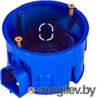 Подрозетник Gusi Electric СЗМ3 (синий)