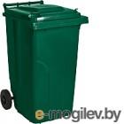 Контейнер для мусора Алеана 122068 (240л, зеленый)