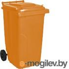 Контейнер для мусора Алеана 122068 (240л, оранжевый)