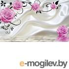 Фотообои Citydecor Цветочный декор 5 3Д (400x254)