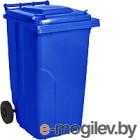 Контейнер для мусора Алеана 122064 (120л, синий)