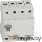 Устройство защитного отключения Legrand RХ3 4P 25A 30mA 10kA 4M тип АС