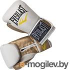 Боксерские перчатки Everlast D104 10oz (белый)