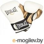 Боксерские перчатки Everlast D105 12oz (белый)