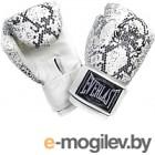 Боксерские перчатки Everlast D115 12oz (белый)