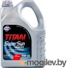 Моторное масло Fuchs Titan Supersyn Longlife 5W40 SN / 601236655 (4л)