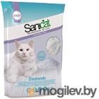 Наполнитель для туалета Sanicat Professional Diamonds (15л)