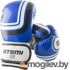 Боксерские перчатки Atemi LTB-16111 6oz (S/M, синий)