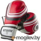 Боксерские перчатки Atemi LTB-16101 12oz (S/M, красный)