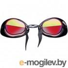 Очки для плавания ARENA Swedix Mirror 92399 48 (Red/Yellow/Black)