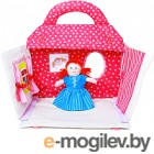 Игровой набор Мякиши Кукольный домик Маняши / 288