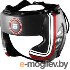 Боксерский шлем Atemi LTB-16320 (L, черный)