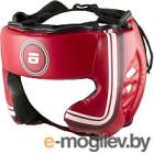 Боксерский шлем Atemi LTB-16320 (XL, красный)