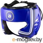Боксерский шлем Atemi LTB-16320 (XL, синий)