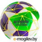 Футбольный мяч Atemi Spectrum (размер 5, белый/синий/зеленый)