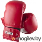 Боксерские перчатки Novus LTB-16301 (L/XL, красный)