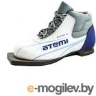 Ботинки для беговых лыж Atemi А230 Jr White NN75 (р-р 30)