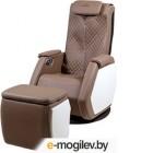Массажное кресло Casada Smart 5 CMS-386 (коричневый/белый)