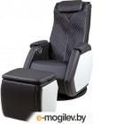 Массажное кресло Casada Smart 5 CMS-336 (серый/белый)