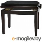 Стул для музыкантов Gewa Deluxe Rosewood mat / black seat 130040