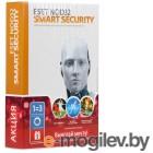 ESET NOD32 Smart Security лицензия на 1 год на 3ПК NOD32-ESS-1220 BOX