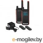 Радиостанция маломощная в комплекте (2шт+ЗУ) TALKABOUT T82 Motorola