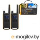 Радиостанция маломощная в комплекте (2шт+ЗУ) TALKABOUT T82 EXTREME Motorola