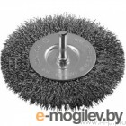 Кордщетка BOSCH 2607017120  кольцевая 75х10х6мм сталь