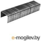 Скобы для степлера BIBER 85821  прямоугольные 6мм для степлера