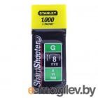 Скобы для степлера STANLEY 1-TRA704T  типа G 6мм 10.6 мм 1000шт