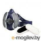 Фильтры GVS SPR336IDUD  сменные elipse p3 с защитой от запаха для полумасок spr337/502