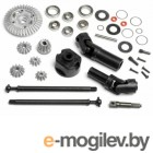 4WD CONVERSION KIT FOR WHEELY KING TRUCK 2WD.