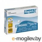 Скобы Rapid [24869900] Strong 23/10 1000 шт