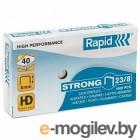 Скобы Rapid [24869800] Strong 23/8 1000 шт