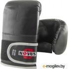 Перчатки для единоборств Novus  LTB-16302 (L, черный)