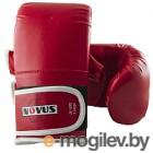 Перчатки для единоборств Novus LTB-16302 (S, красный)