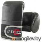 Перчатки для единоборств Novus LTB-16302 (XL, черный)