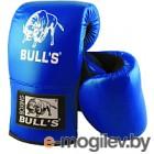 Перчатки для единоборств Bulls BTB-17001 (XL, синий)