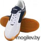 Бутсы футбольные Atemi SD803 Indoor (белый/синий, р-р 46)