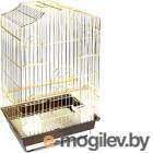 Клетка для птиц Happy Animals А112 Gold