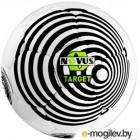Футбольный мяч Novus Target PVC (размер 5, белый/черный)
