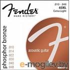 Струны для гитары Fender 60XL PHOS BRNZ BALL 10-48