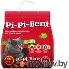 Наполнитель для туалета Pi-Pi-Bent Сенсация свежести L019 (10кг)