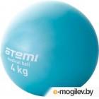 Медицинбол Atemi ATB04 (4кг)